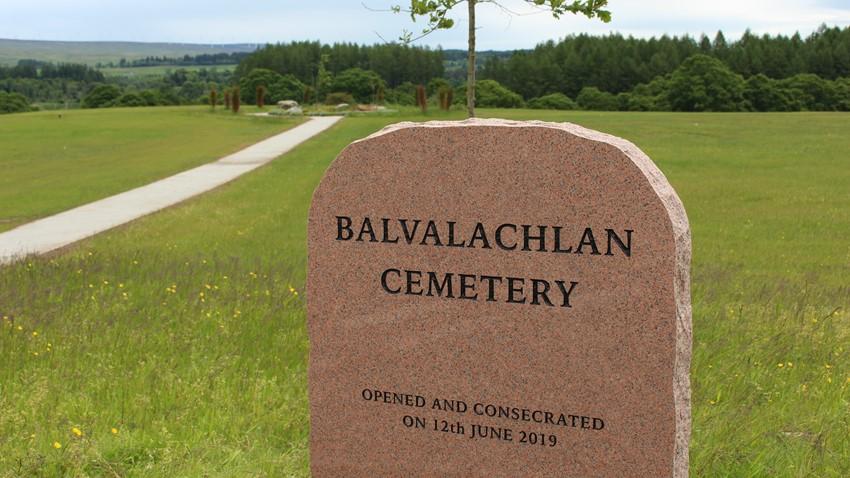 Image of Balvalachlan Cemetery GraveStone