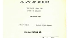 Polling Paper