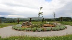 Balvalachlan Cemetery Rock Garden