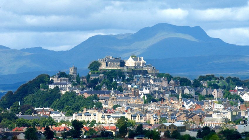 Image of Stirling City Panoramic
