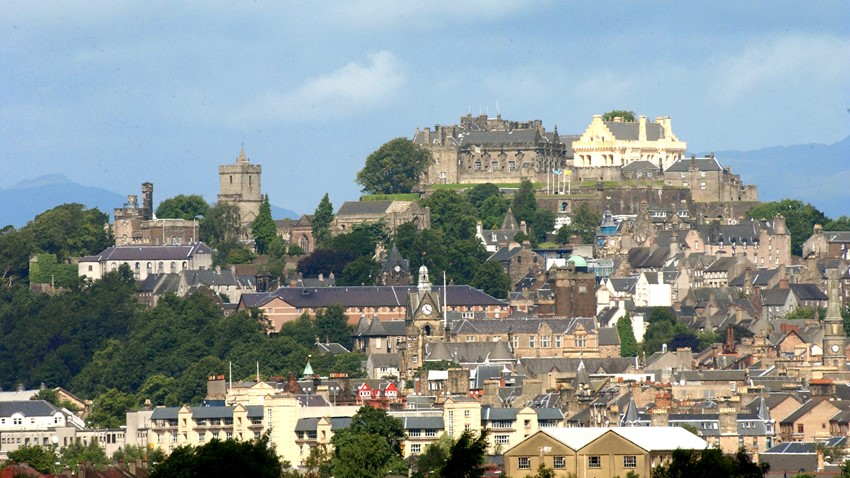 Image of Stirling Old Town