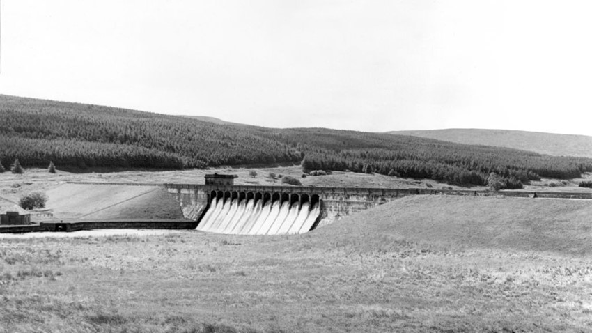 Image of spillway