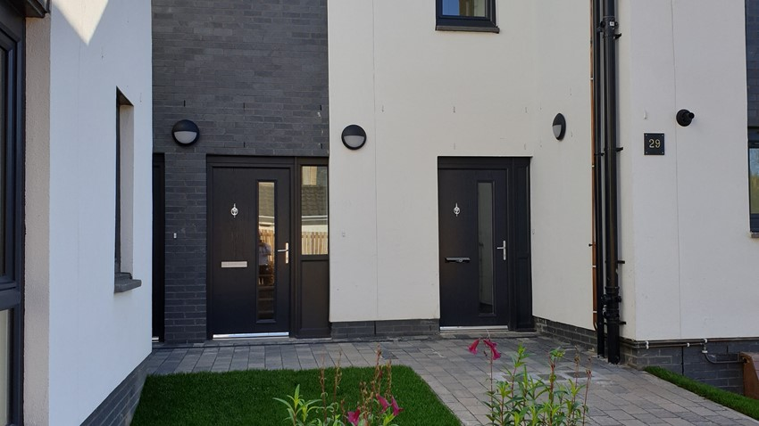 Image of New Housing Project, Pearl Street Callander