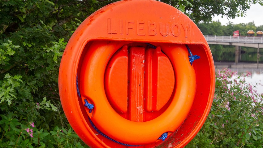 Image of Lifebuoy Ring
