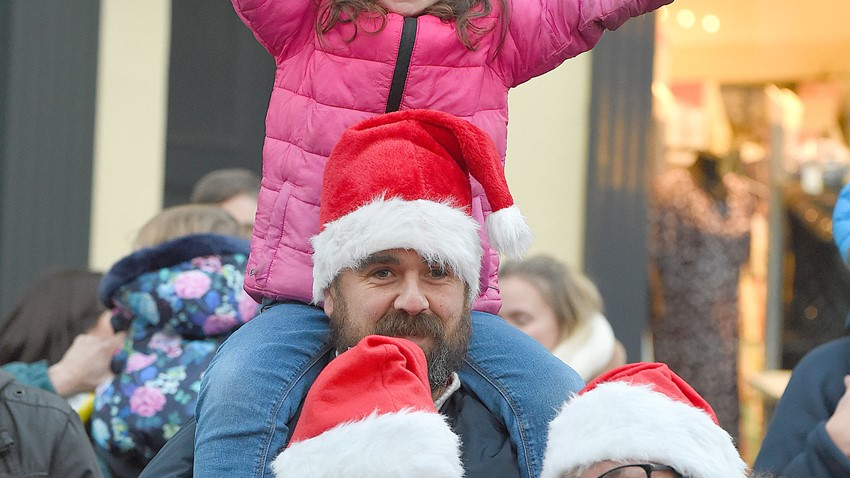 Image of Family Fun for Christmas in Stirling