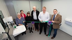 Councillors at Grand Opening Care Facilities