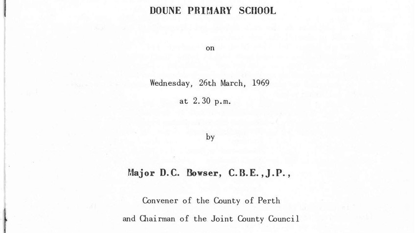 Image of Programme