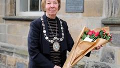 Baird and Hardie anniversary - Provost Christine Simpson