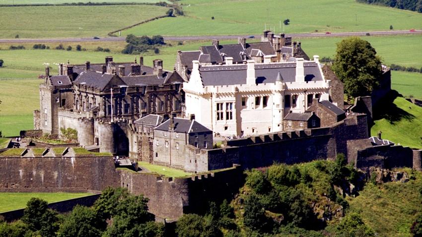 Image of Stirling Castle