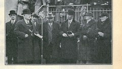 Cambuskenneth Bridge Opening Stirling Observer 1935