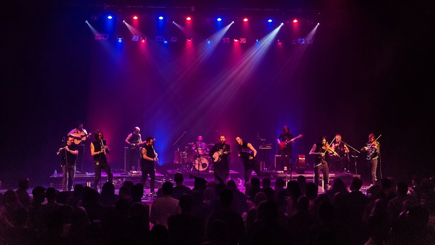 Image of Treacherous Orchestra