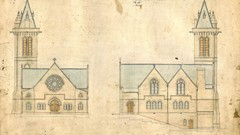 Allan Park Church Elevations