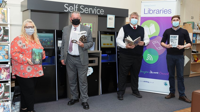 Image of Stirling Libraries 1
