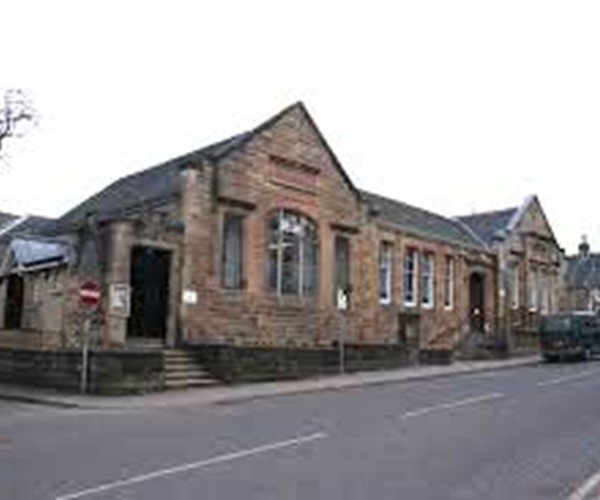 dunblane library