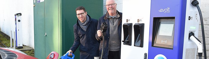 Rural Stirling EV Chargers