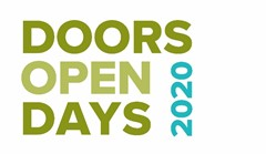 Doors open day Logo