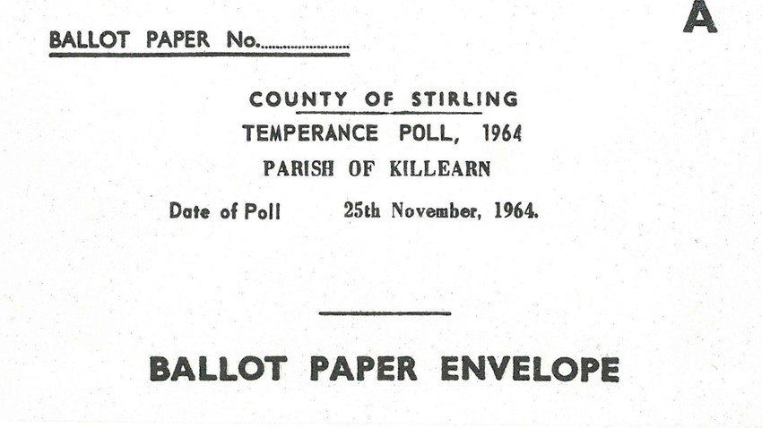 Image of Ballot Paper