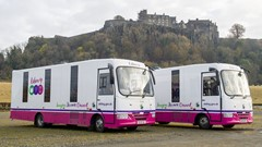 New Mobile Library Buses