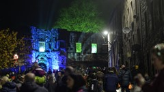 Halloween Parade, Stirling Castle