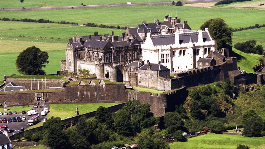 Image of Stirling Castle076