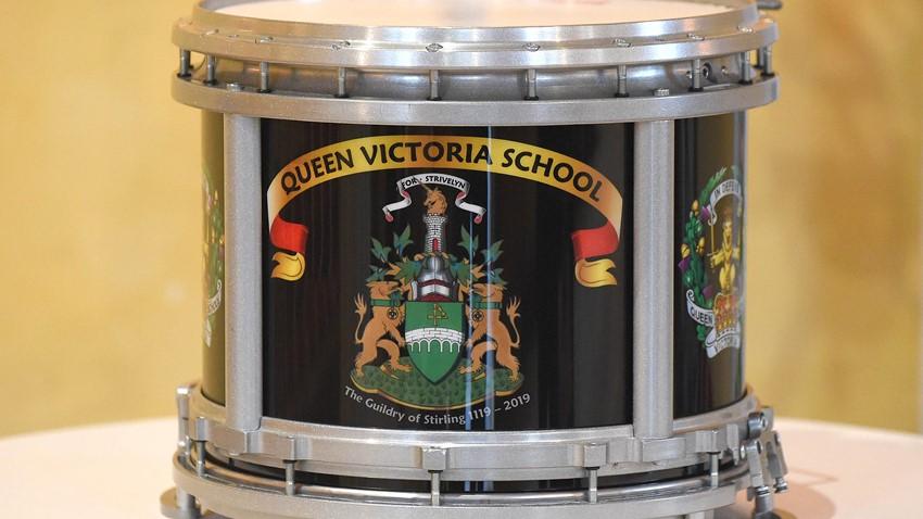 Image of Queen Victoria School  Logo