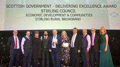 Rural Broadband Award - COSLA