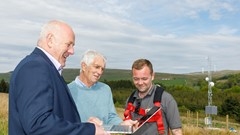 Rural broadband is one of many Council services featuring in this year's Residents Survey