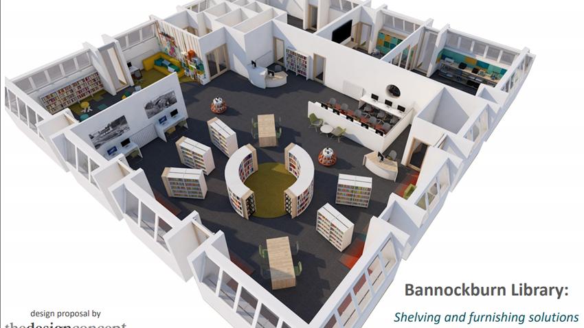 Image of Bannockburn Library