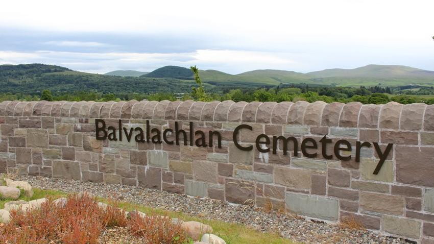 Image of Balvalachlan Cemetery