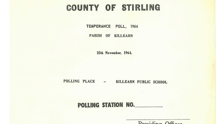 Image of Polling Paper