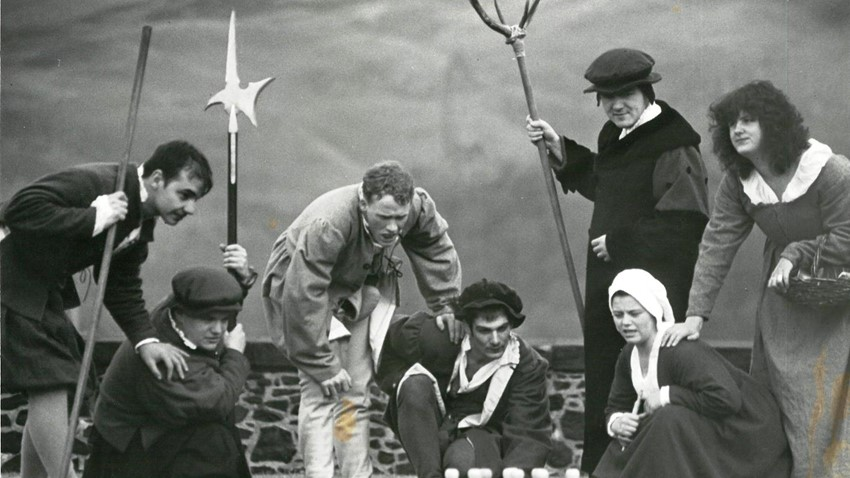 Image of Actors