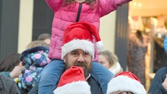 Family Fun for Christmas in Stirling