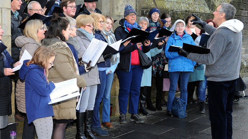 Image of Christmas Choir