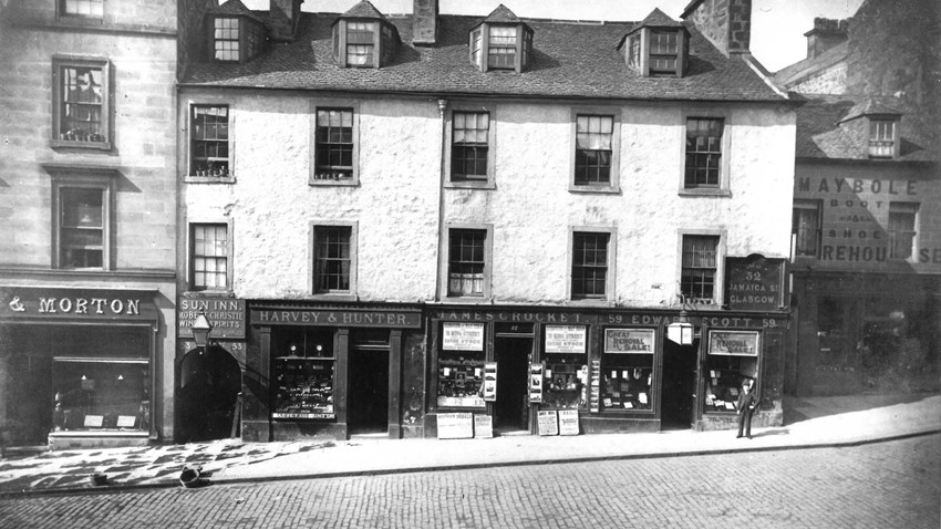 Image of Cobbles at 53 - 59 King Street 1896