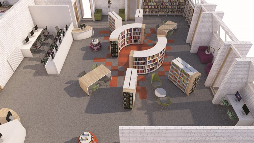 Image of Library 1
