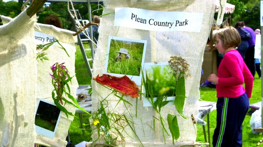 plean country park