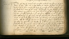 Stirling Town Council 19Th April 1603