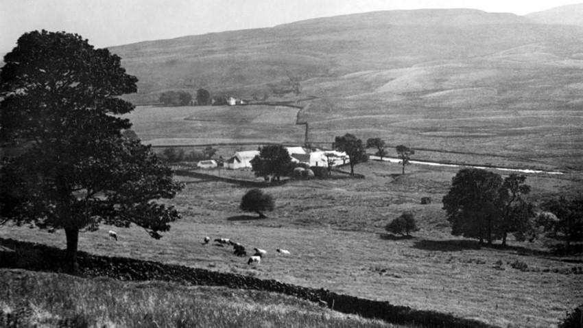 Image of hills