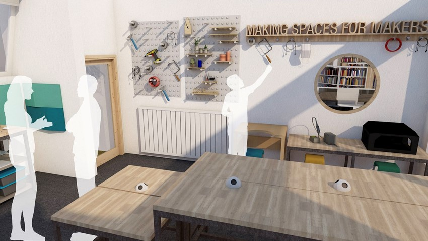 Image of Makerspace
