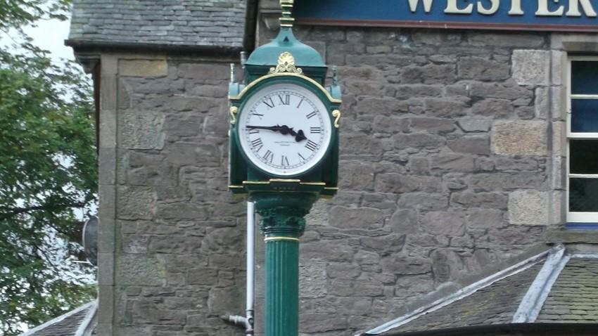 Image of Henderson St Clocktower Bofa